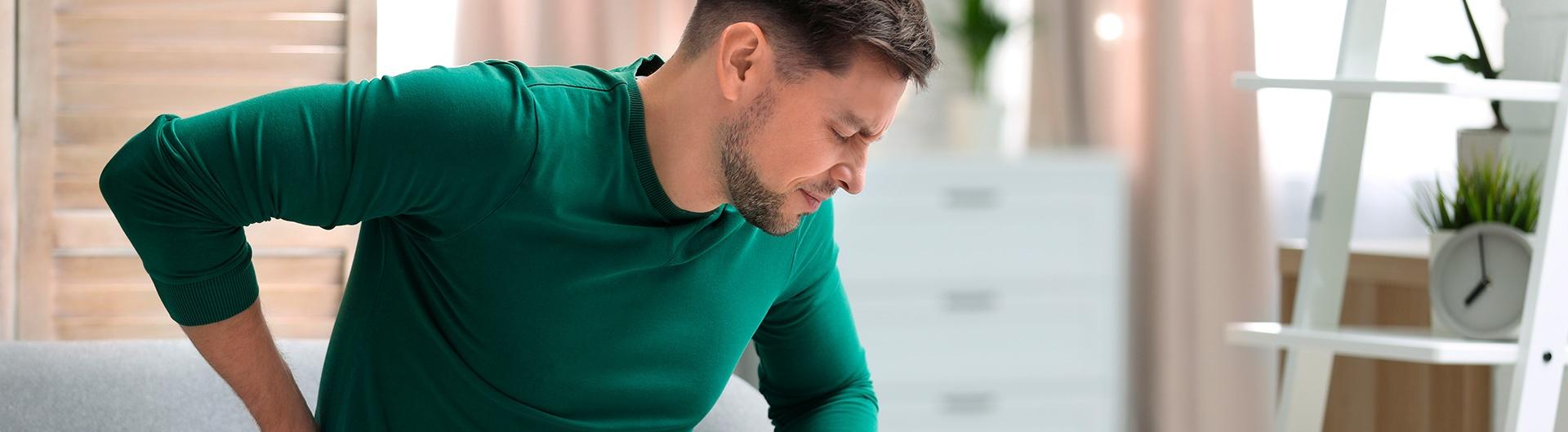 Causas del dolor de espalda inflamatorio y mecánico.