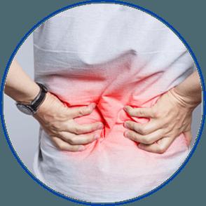 Causas del dolor de espalda inflamatorio y mecanico