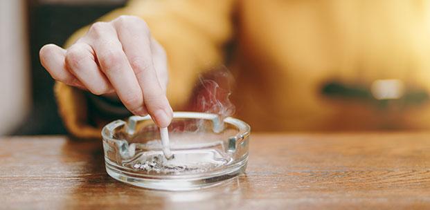 Cigarrillo y espondiloartritis